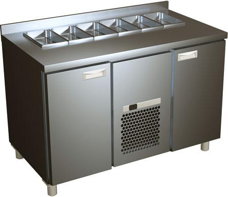 Холодильный стол Carboma SL 3GNG (T70 M3sal-1-G 0430) на сайте Белторгхолод