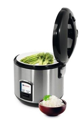 Рисоварка Hendi с функцией приготовления на пару - 1,8 л 240410