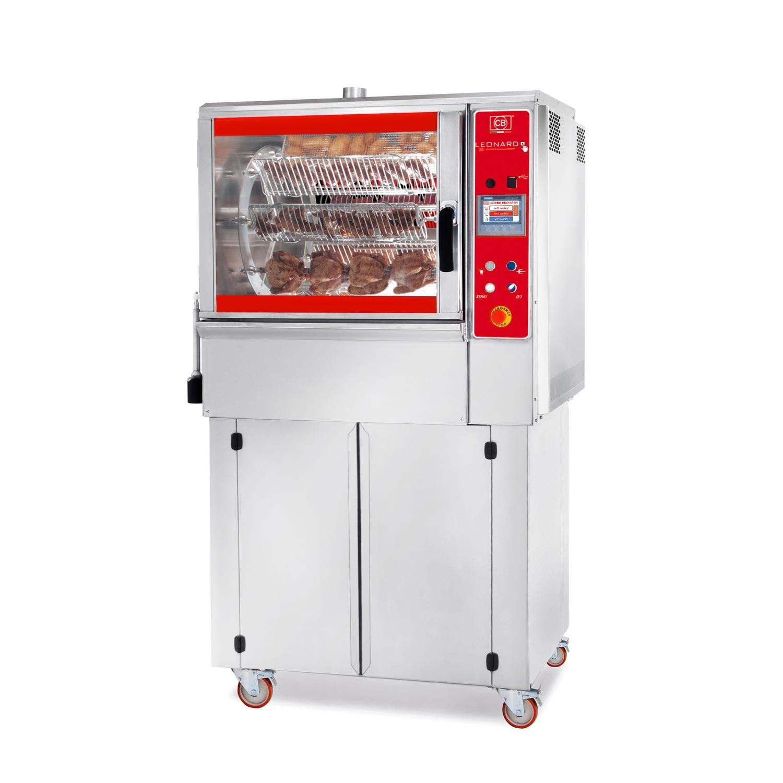 Профессиональная печь CB LEONARDO 700/9