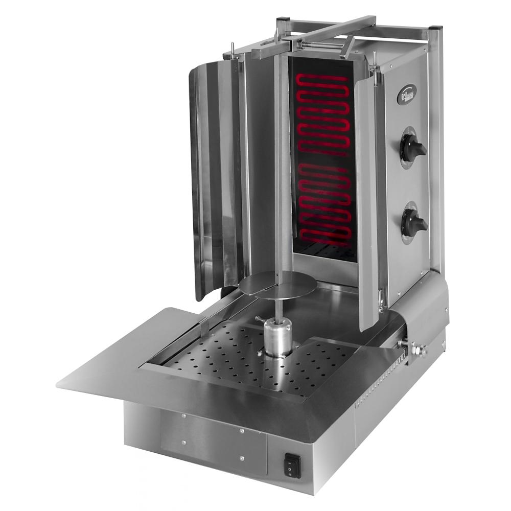 Аппарат для шаурмы электрический Гриль Мастер Ф2ШмС (арт. 21208)