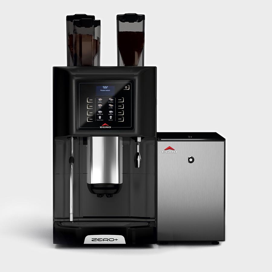 Кофемашина Egro Zero Plus Quick Milk Pro