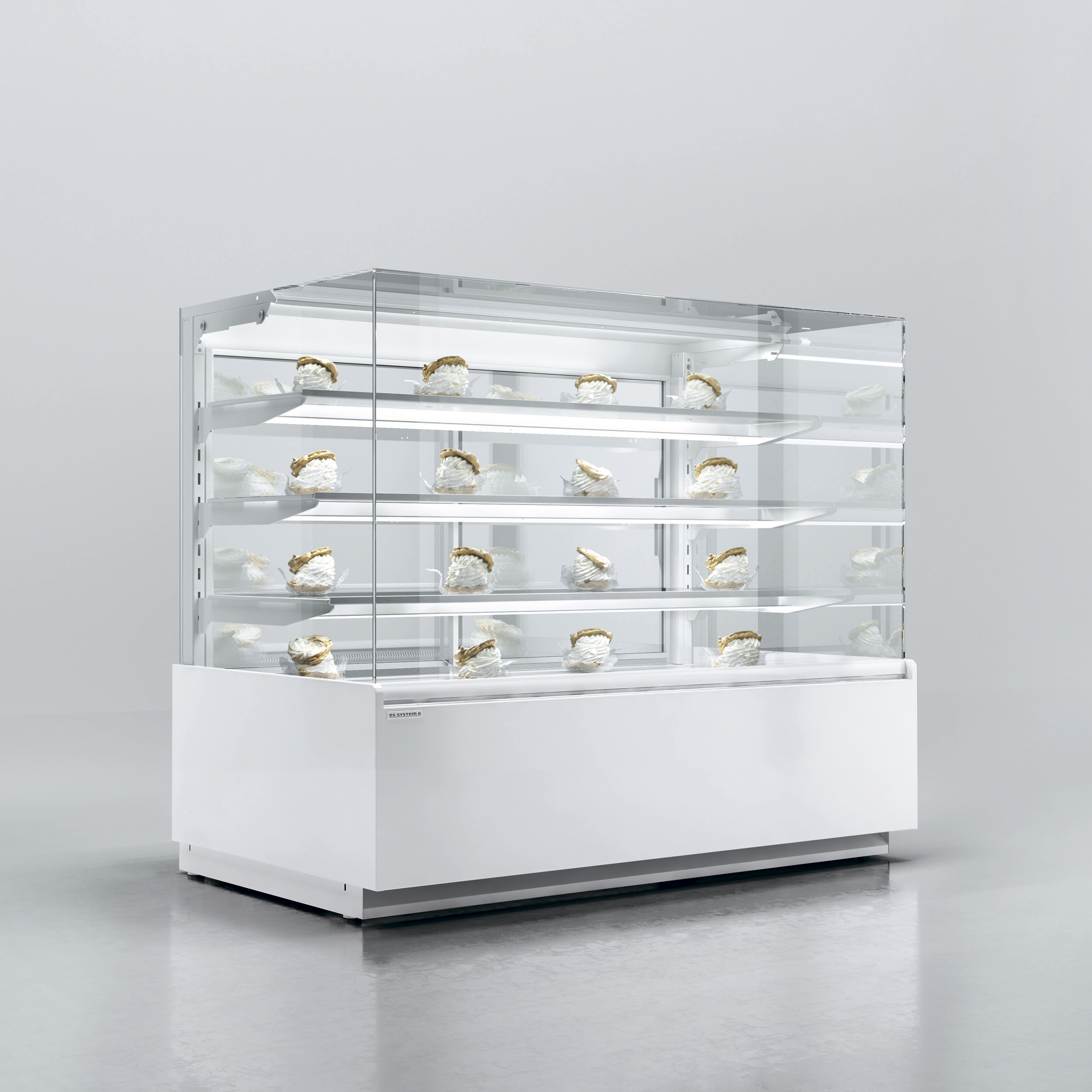 Витрина холодильная ES SYSTEM K LCC Carina 04 1,0