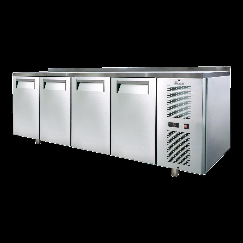 Холодильный стол POLAIR TM4-SC на сайте Белторгхолод