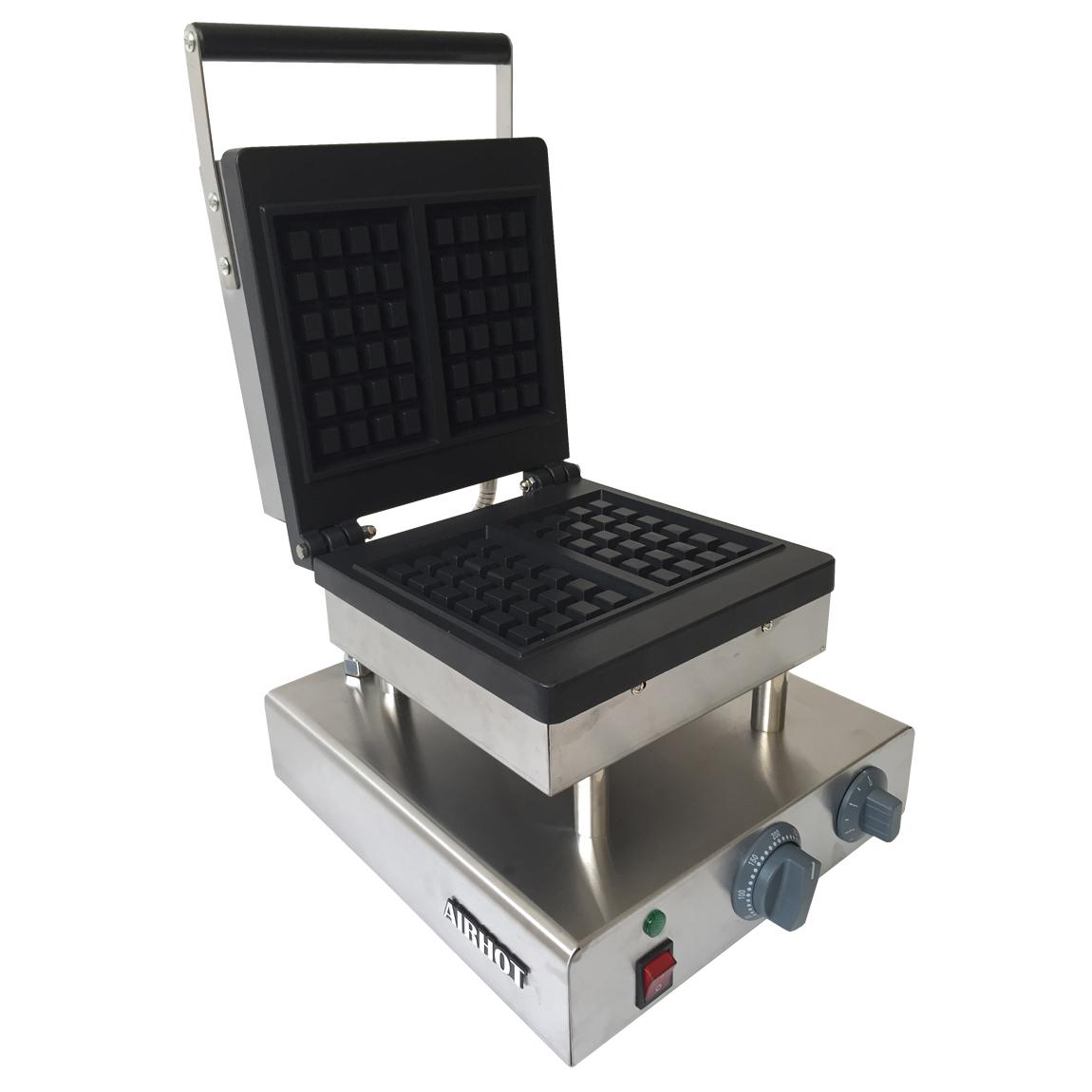 Вафельница для бельгийских вафель Airhot WE-1B