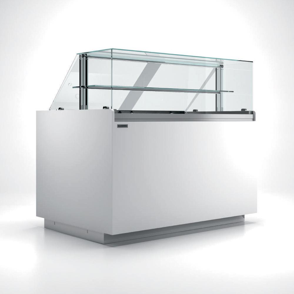 Витрина холодильная ES SYSTEM K LCV Volans 04 0,9 на сайте Белторгхолод