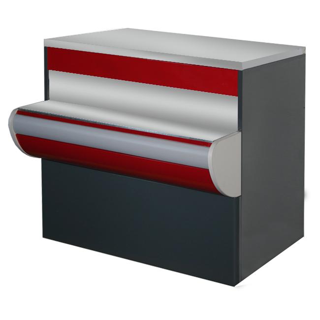 Расчетный стол Интэко-мастер РКС-700 ВИЛИЯ на сайте Белторгхолод