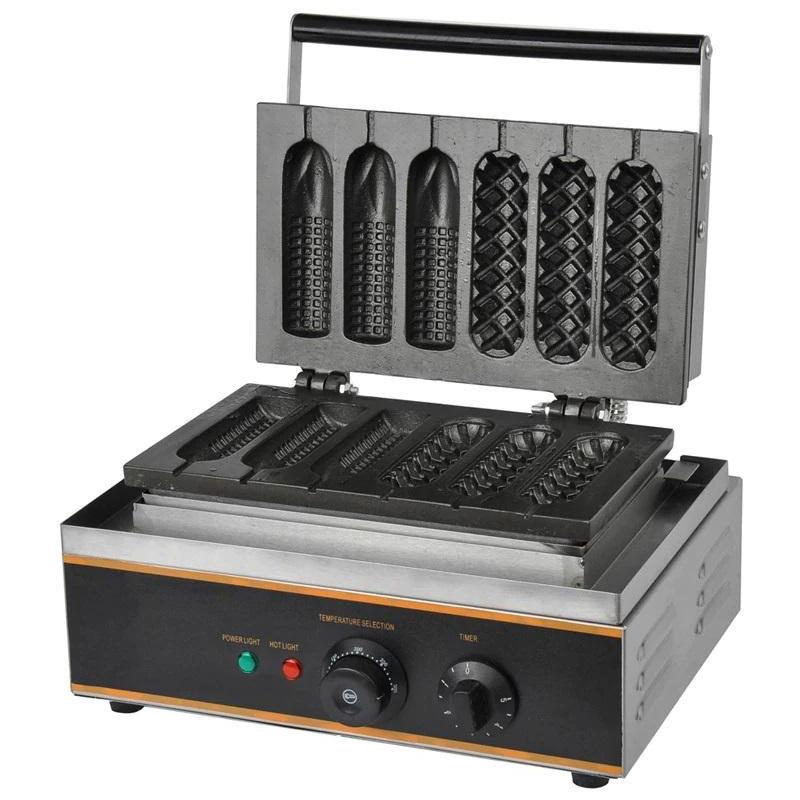 Вафельница для вафель на палочке (корн-догов) Airhot WS-2
