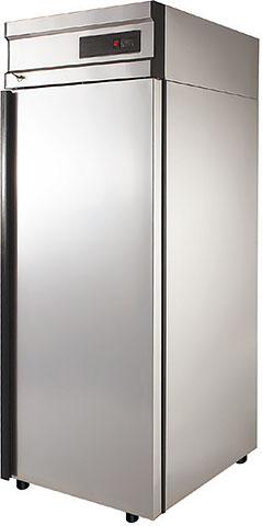 Шкаф холодильный Polair CM107-G на сайте Белторгхолод