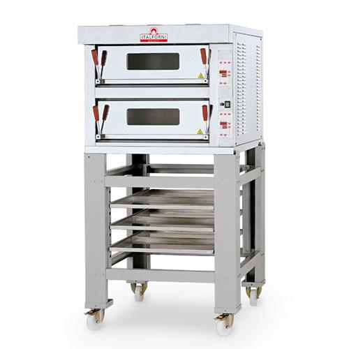 Печь для пиццы Italforni TEKNO T2A/I