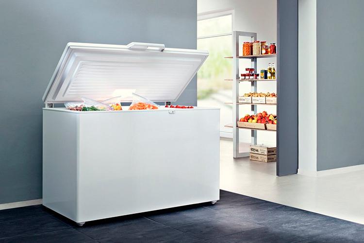 Как выбрать морозильный ларь?