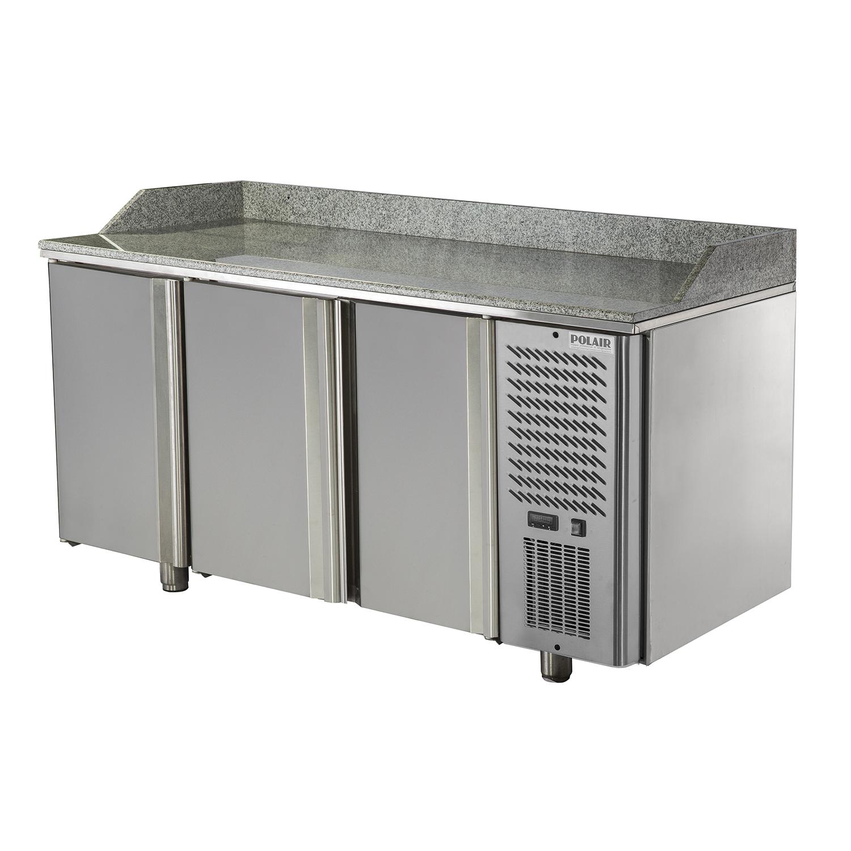 Холодильный стол POLAIR TM3pizza-G
