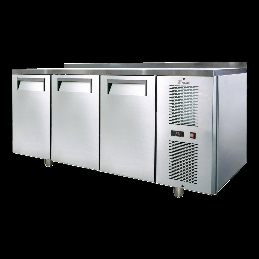 Холодильный стол POLAIR TM3-SC на сайте Белторгхолод