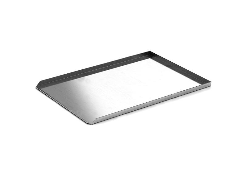 Противень WLBake алюминиевый, 800х600х20, 3 борта