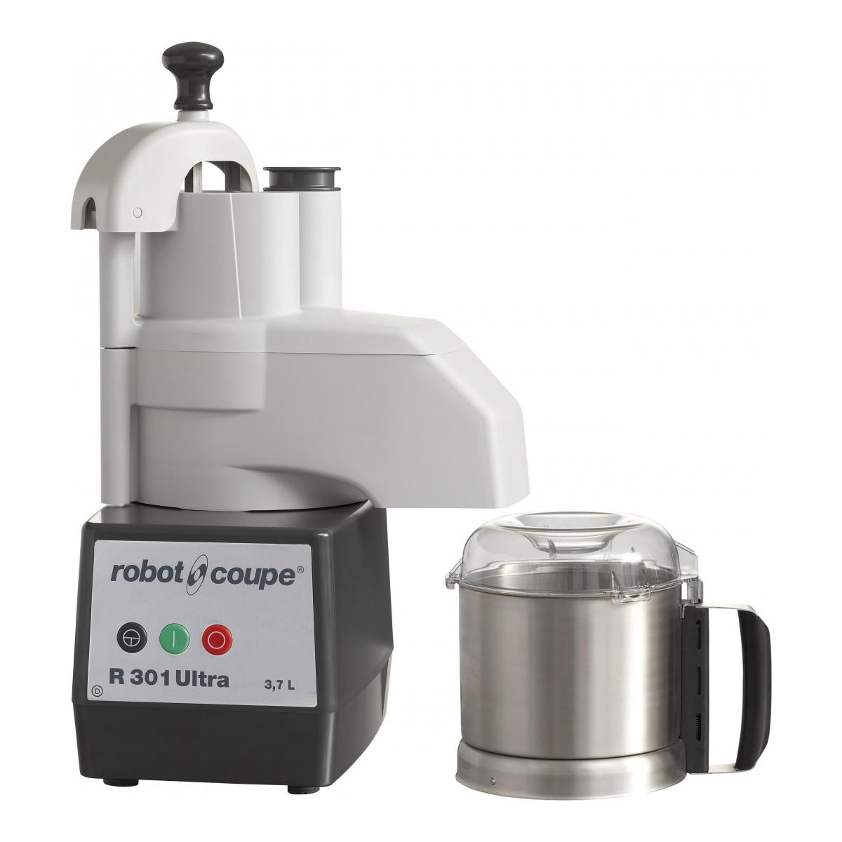 Кухонный процессор Robot Coupe R 301 Ultra (+ 4 D) арт. 2204)