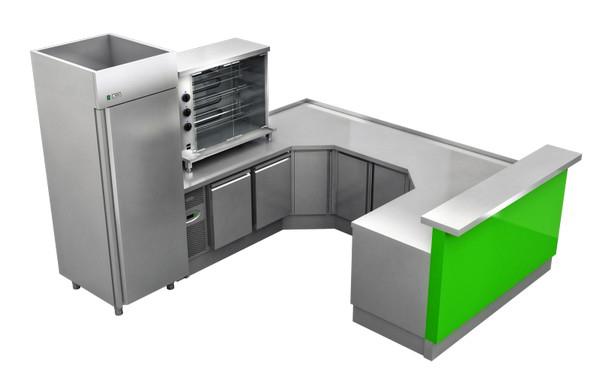 Концептуальные решения instanco Концепция для приготовления курицы