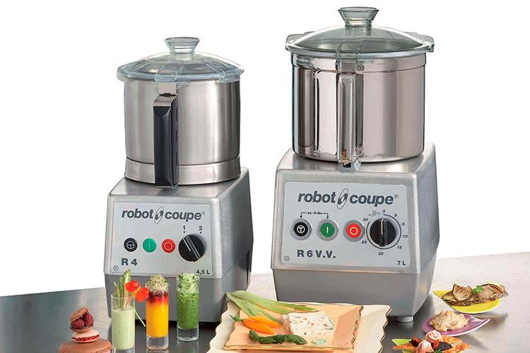 Профессиональные куттеры Robot Coupe
