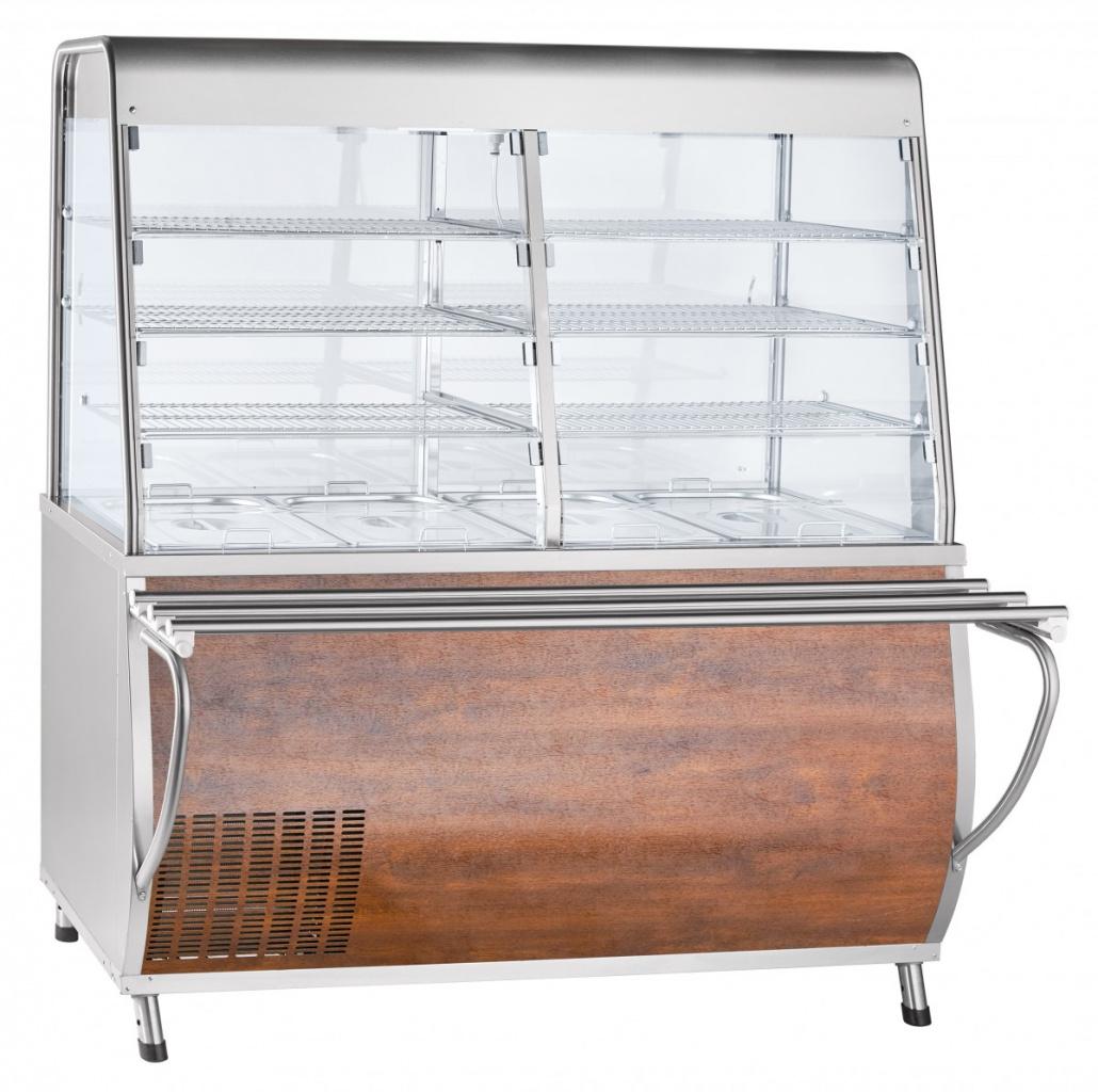 Прилавок-витрина холодильный ЧувашТоргТехника ПВВ(Н)-70Т-С-01-НШ