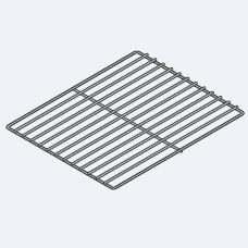 Аксессуары пароконвектомат Rational Решётка из нержавеющей стали Пекарь (400 x 600 мм) 6010.0103