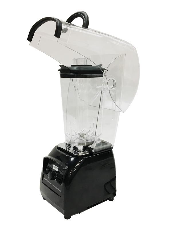 Барный блендер с пластиковым стаканом EKSI B20PСQ (звукоизолирующий колпак)