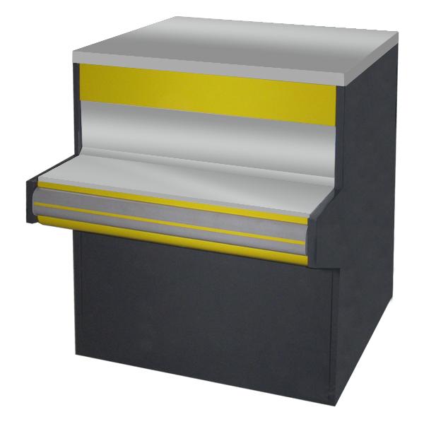 Расчетный стол Интэко-мастер РКС-700 НЕМИГА STANDART на сайте Белторгхолод