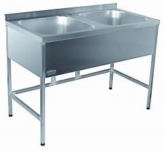 Моечные ванны Rada ВВ2/553-126БН