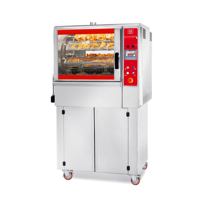 Профессиональная печь CB LEONARDO BELVEDERE 780/9