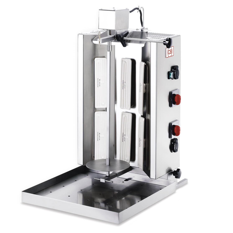 Аппарат для шаурмы электрический CB IR6/40