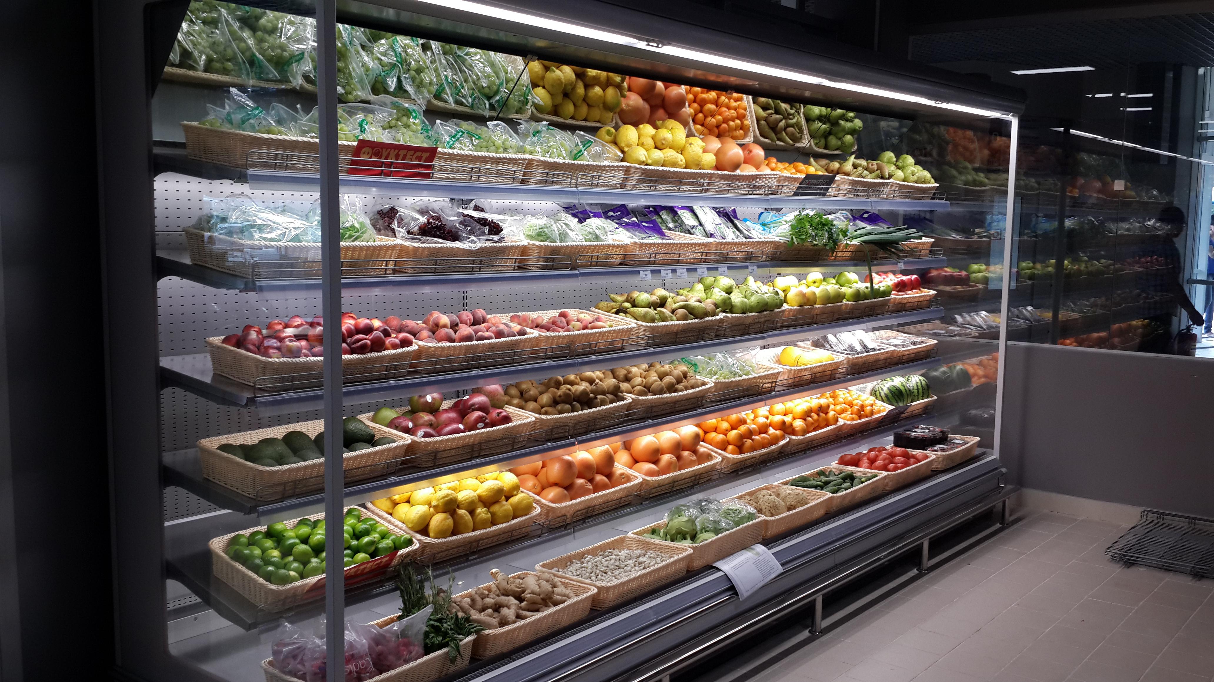 Оборудование для продовольственных магазинов