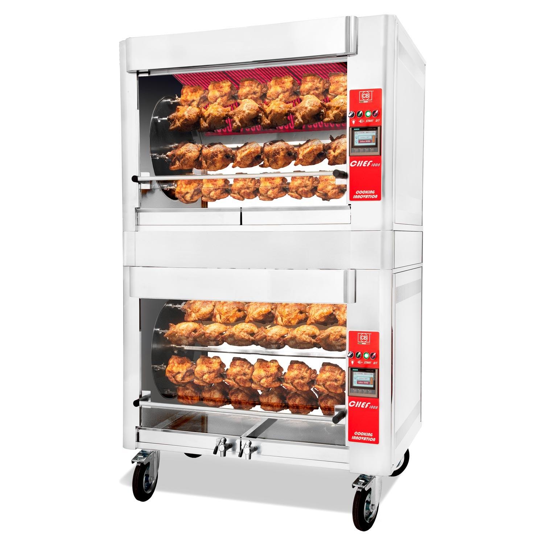 Профессиональная печь CB 2-CHEF 1008