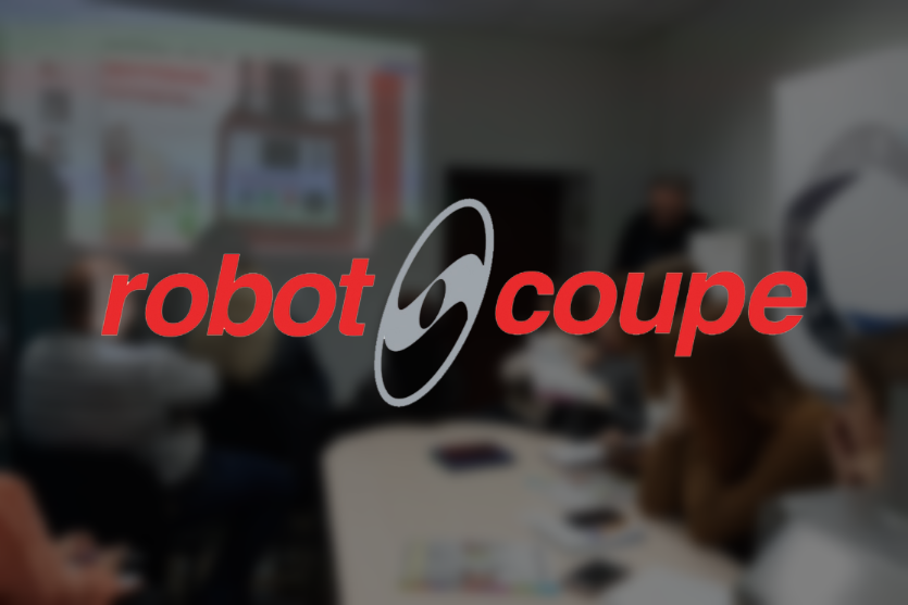 Обучение от компании Robot Coupe