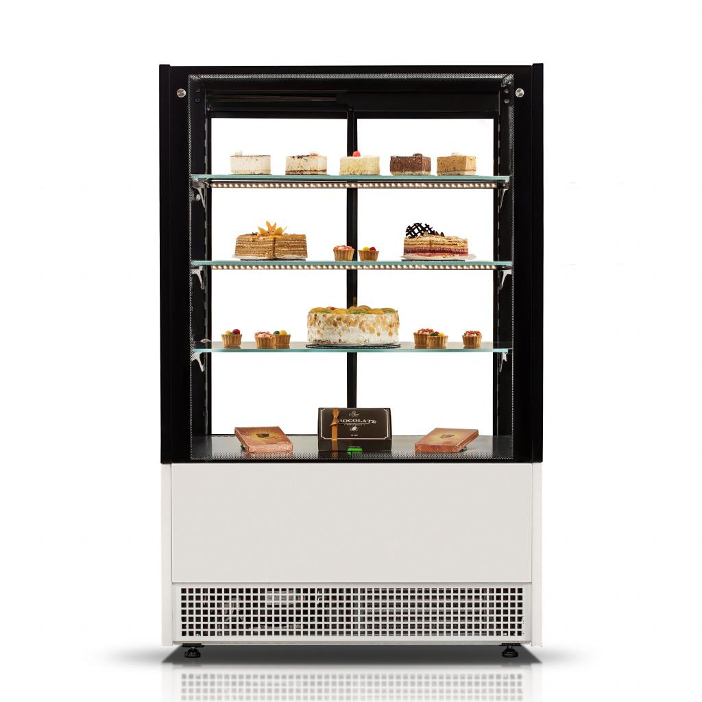 Витрина холодильная Cryspi ELEGIA Quadro К 850 на сайте Белторгхолод