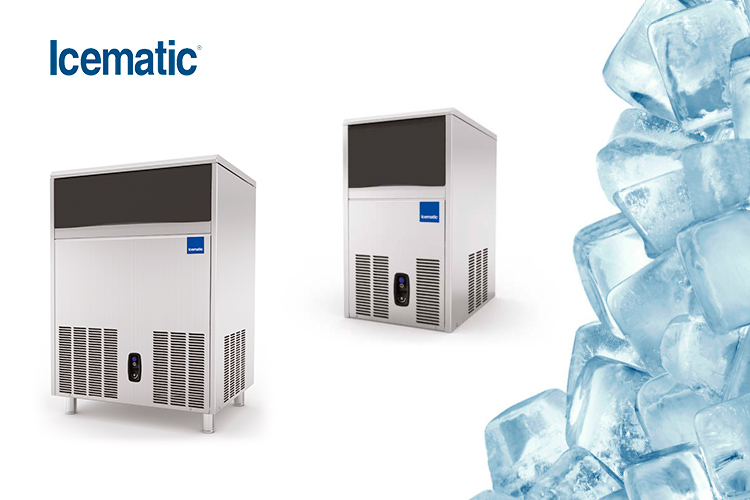 Обзор льдогенераторов Icematic