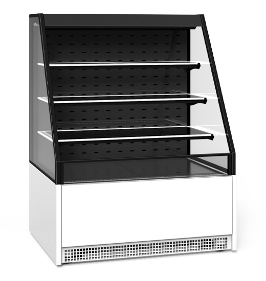 Витрина холодильная Cryspi ELEGIA Quadro SELF 1250 на сайте Белторгхолод