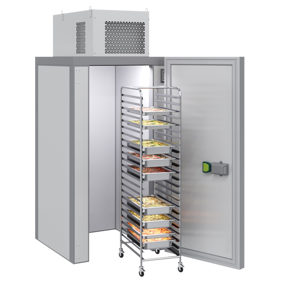 Холодильная камера POLAIR КХН-1,28 Мinicellа ММ без пола на сайте Белторгхолод