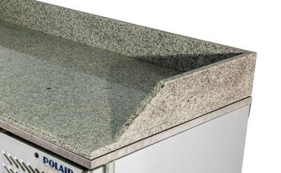 Холодильный стол POLAIR TM3pizza-GC