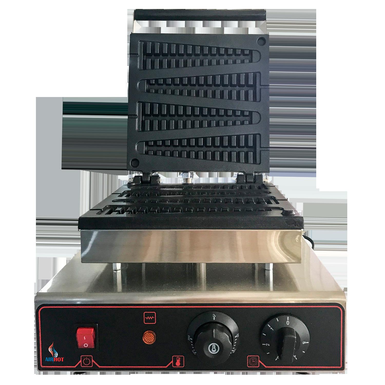 Вафельница для вафель в форме леденца Airhot WEK-4 LOLLIPOP