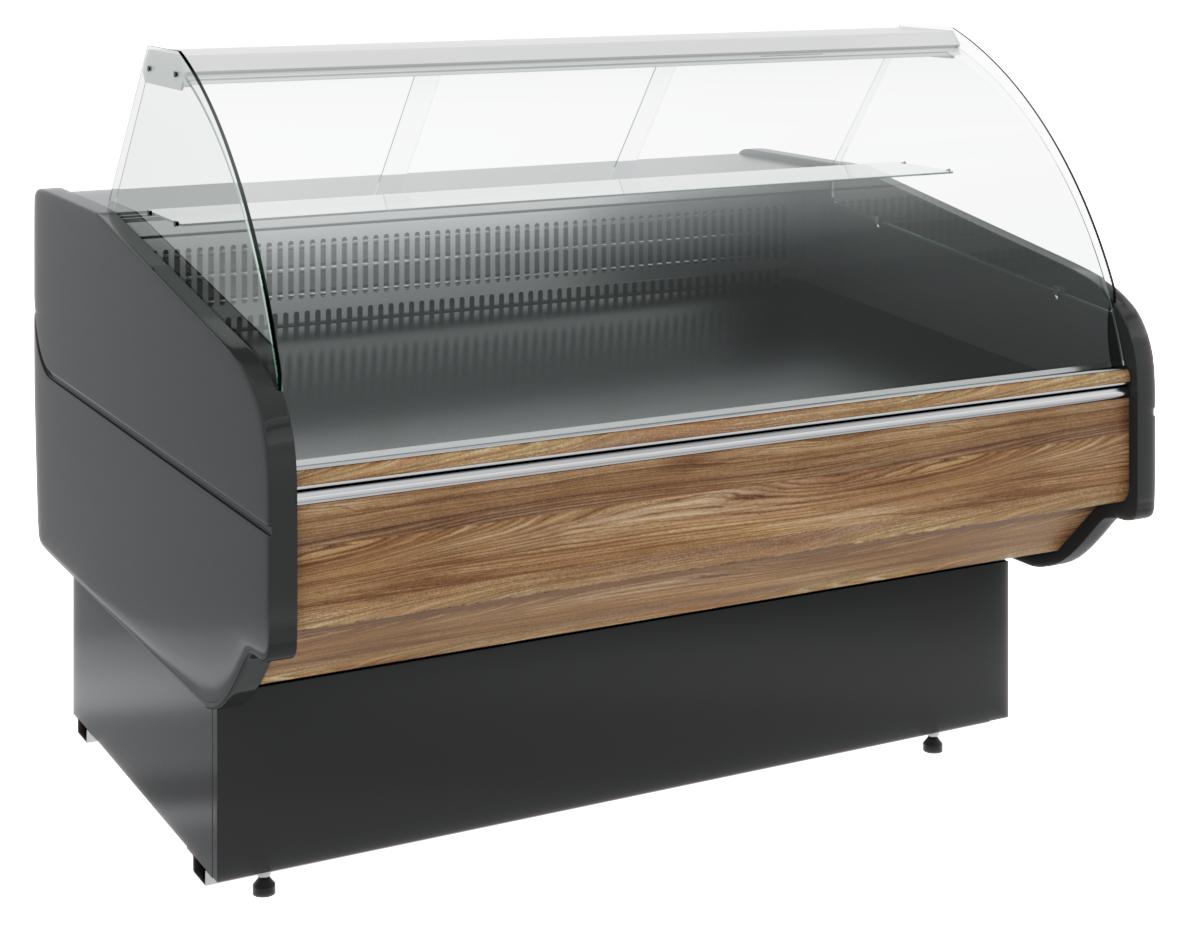 Витрина холодильная Carboma ATRIUM G120 SV 1,25-1 KombiLux на сайте Белторгхолод