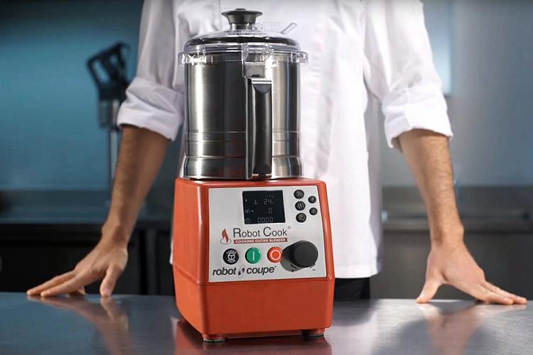 Robot Cook® — кухонная машина с подогревом
