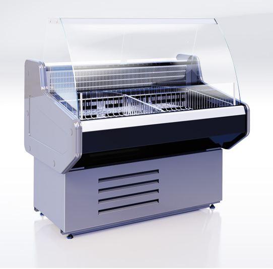 Витрина холодильная Cryspi OCTAVA U New M 1200 на сайте Белторгхолод