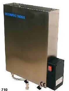 Дезинфектор для ножей KT модель 710 / водяной стерилизатор ножей