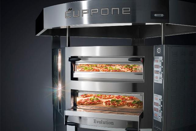 Печи для пиццы итальянского бренда Cuppone
