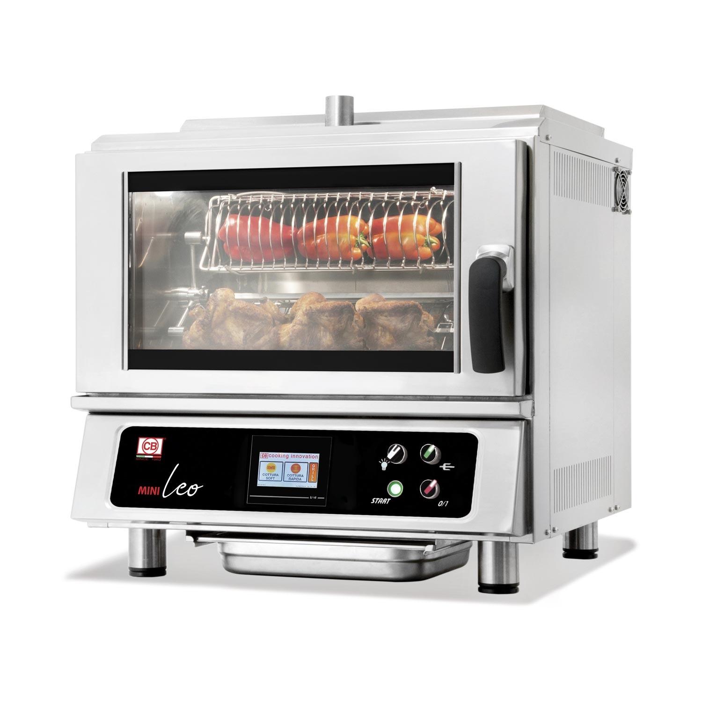 Профессиональная печь CB MINI LEO 550/3