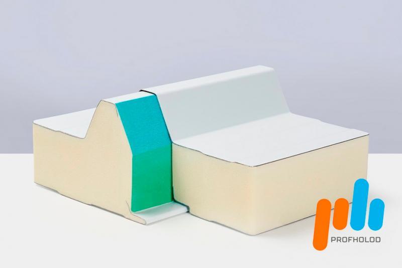 Новинка! Кровельные сэндвич-панели с PIR Premier толщиной 30 и 50 мм ПрофХолод
