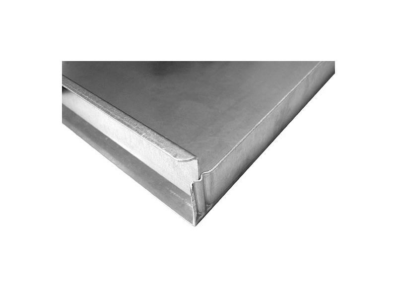 Противень WLBake алюминиевый, 600×200×50, со съёмным бортом
