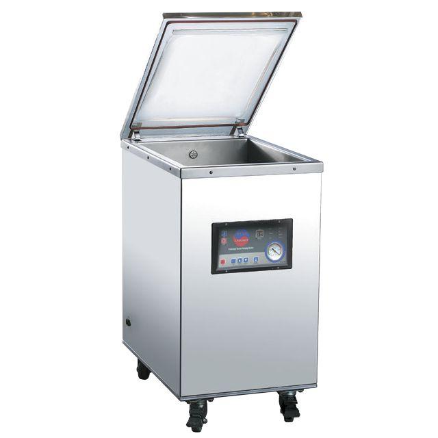 Вакуумный упаковщик INDOKOR IVP-400/2E GAS
