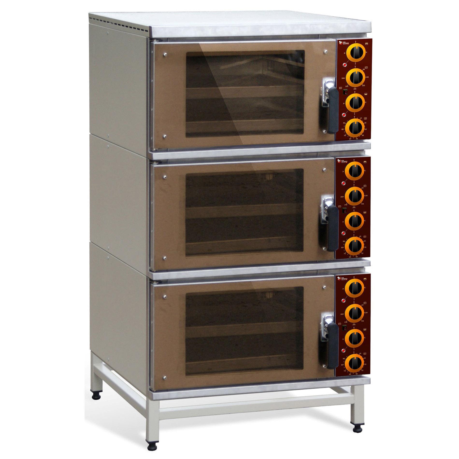 Шкаф жарочный электрический ЧелябТоргТехника ШЖЭС-3