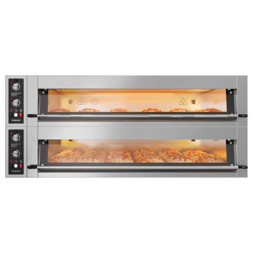 Электрическая подовая печь Panemor PMK 90 (2 уровня)