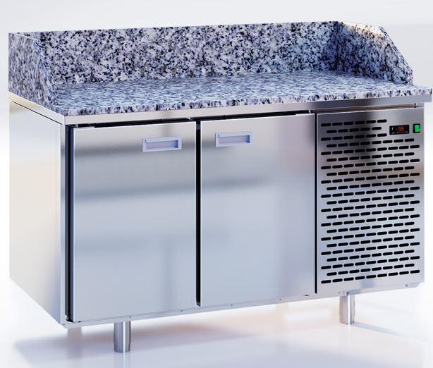 Холодильный стол Cryspi СШС-0,2 GN-1400 NRGBS