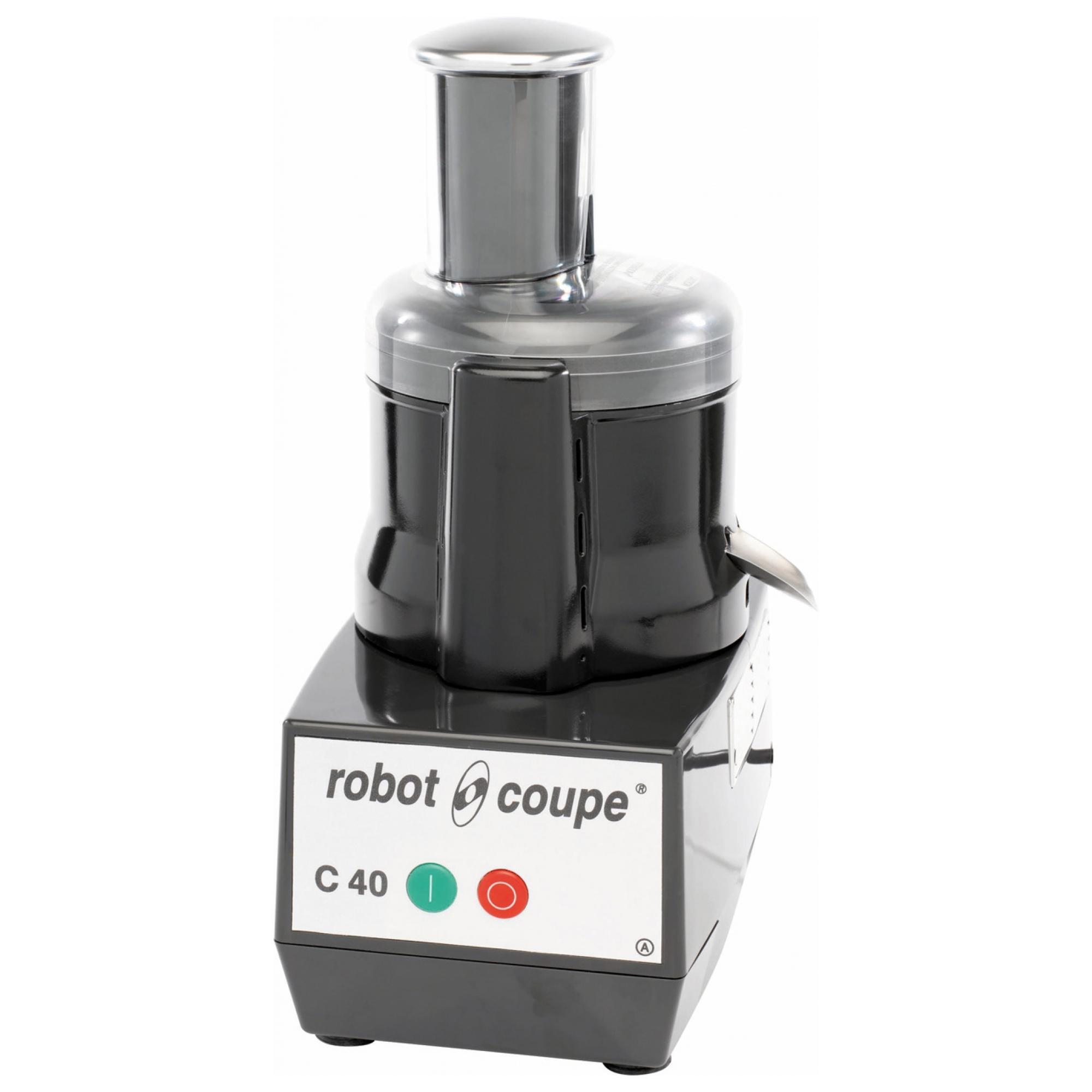 Протирочная машина Robot Coupe C 40 (арт. 55040)