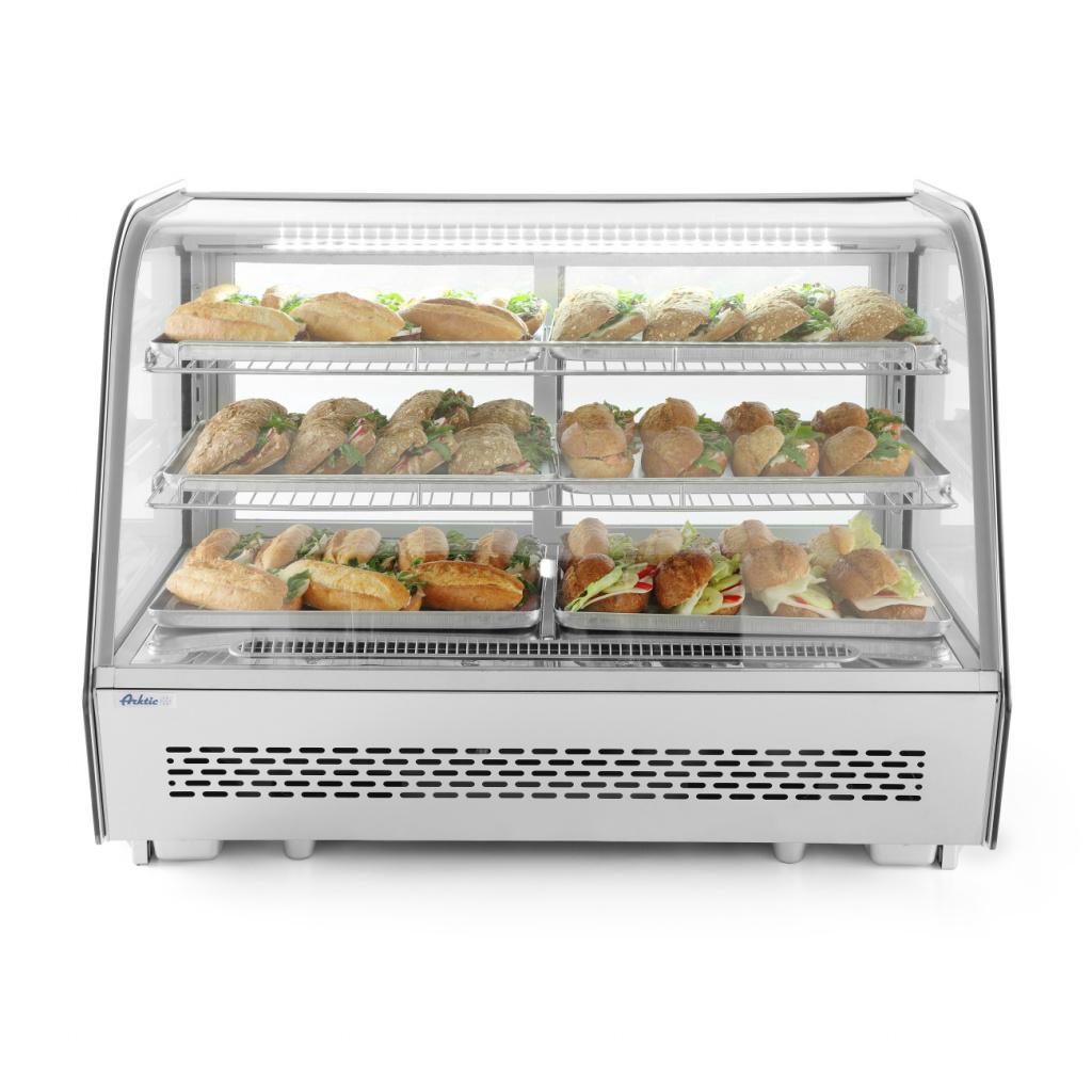 Витрина холодильная Hendi 160 л (арт. 233719) на сайте Белторгхолод